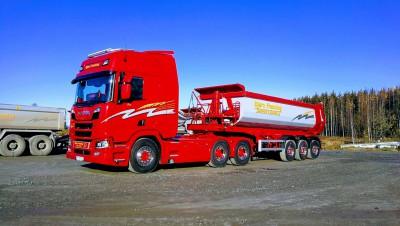 Ny Scania R650